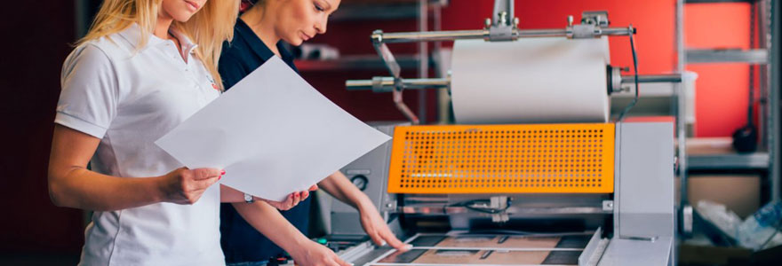 Imprimante de marque Lexmark